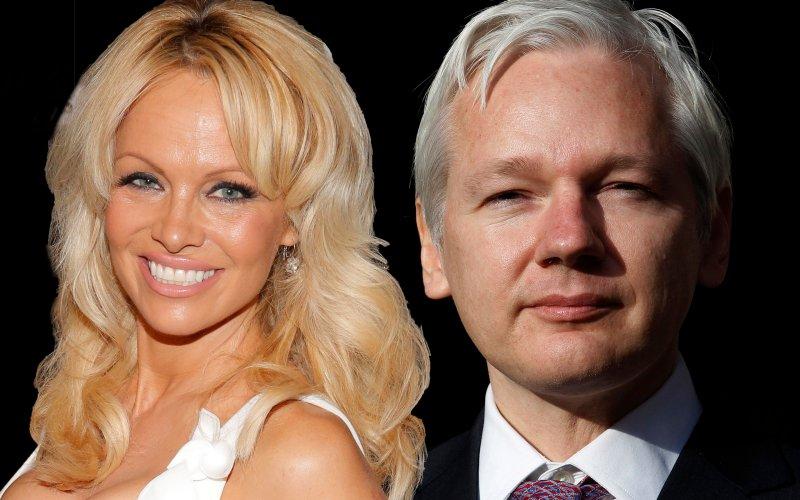 Julien Assenge et Pamela Anderson sont-ils amoureux l'un de l'autre ?